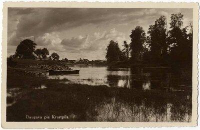 Daugava pie Krustpils