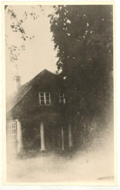 Aijažu muižas vecā kungu māja