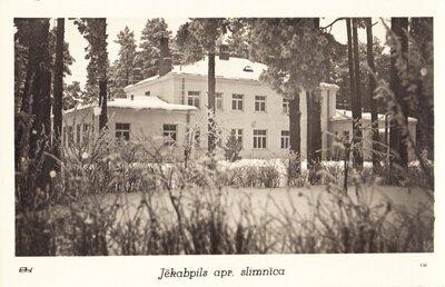 Jēkabpils apriņķa slimnīca