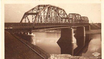 Tilts pār Daugavu pie Krustpils-Jēkabpils