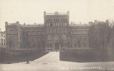 Rīga. Latvijas universitāte