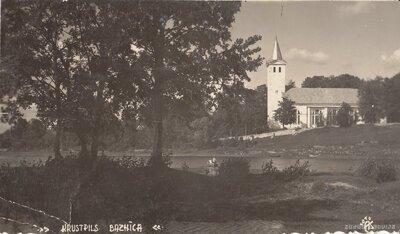 Krustpils evanģēliski luteriskā baznīca