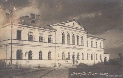 Jēkabpils. Tiesas nams