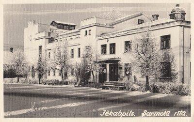 Jēkabpils. Oškalna kultūras nams