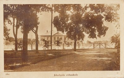 Jēkabpils vidusskola