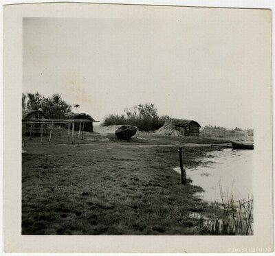 Jūrmala. Buļļu zvejniekciemā