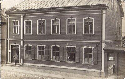 Rīgas mājkalpotāju slimokases ēka