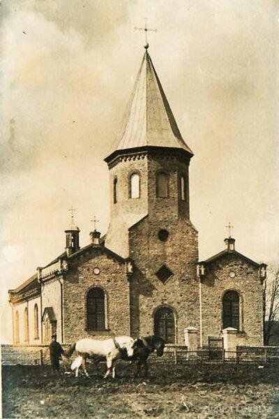 Līvānu Romas katoļu Svētā Miķeļa erceņģeļa baznīca