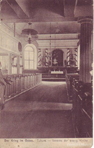 Sv. Trīsvienības Tukuma baznīca