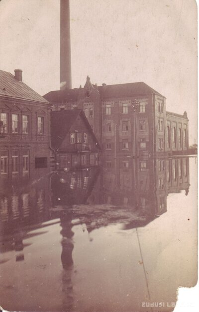 Plūdi Daugavpilī