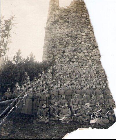 3.Kurzemes latviešu strēlnieku pulks