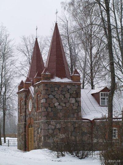 Rekovas katoļu baznīca