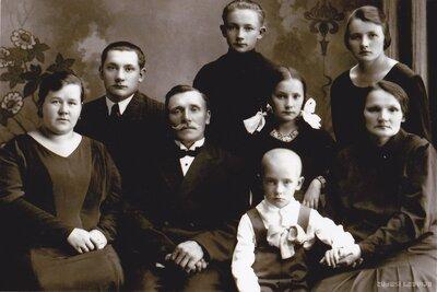 Cīruļu ģimene Limbažos