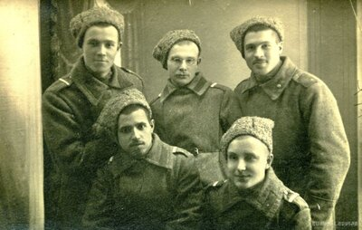 Krievijas armijas kareivju grupa