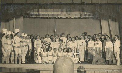 J. Akuratera lugas uzvedums Ventspils 1. pamatskolā