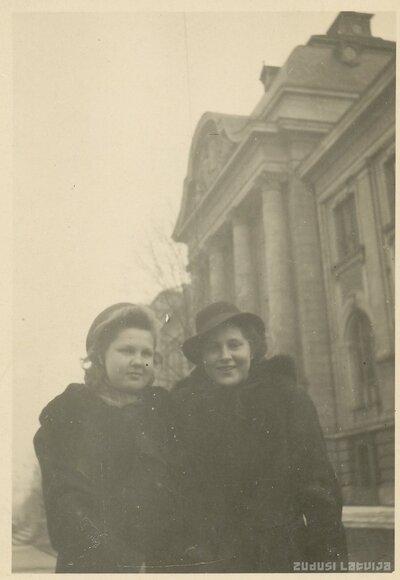 Studentes Rīgā