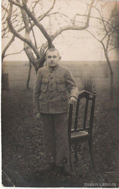 Alberta Fiņķa portrets