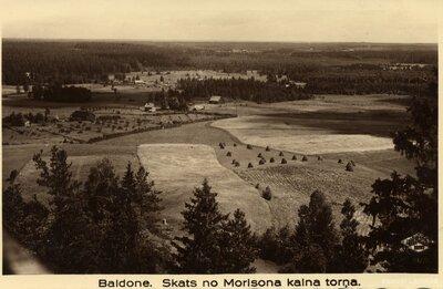 Baldone no Morisona kalna torņa