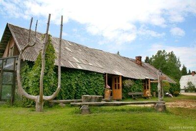 Kučuru dzirnavu saimniecības ēka