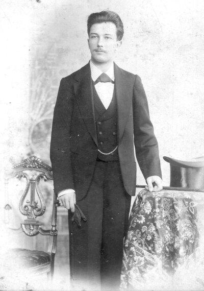 Dzejnieks Andžs Siliņš