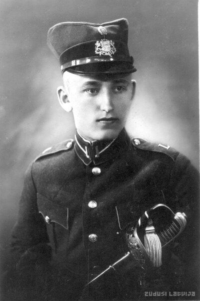 Dižkareivis Jānis Grāvītis