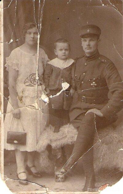 Vārpu ģimene Jelgavā
