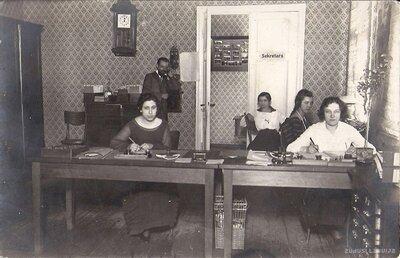 Rīgas mājkalpotāju slimo kases telpas