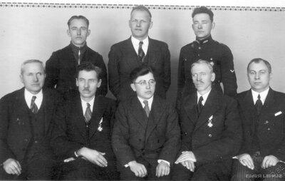 Vietalvas pagasts. Sabiedriskie darbinieki