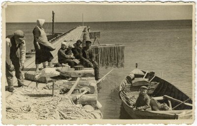 Kaltenes zvejnieki