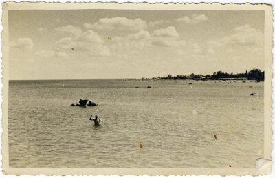 Jūra pie Kaltenes