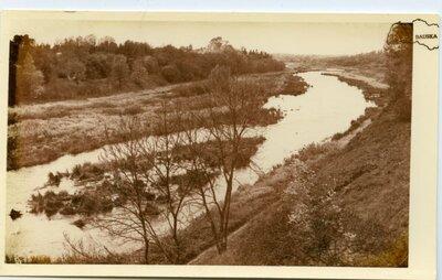 Bauska. Mūsas upe
