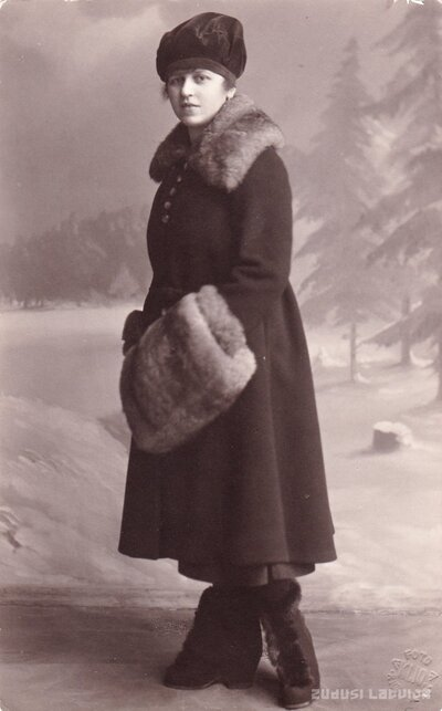 Olga Leontīne Činkurs