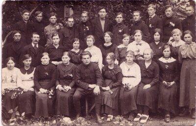 Sēlpils koris 1920. gadā
