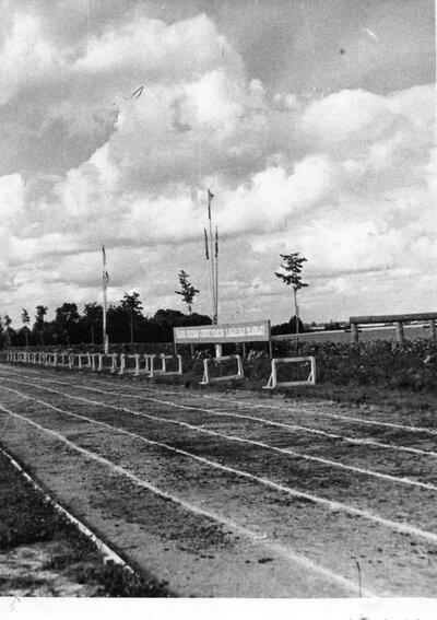 Saulaines lauksaimniecības tehnikuma stadions