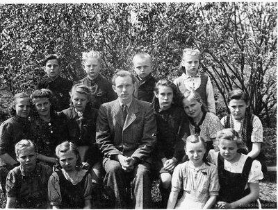 Jaunsvirlaukas skolas skolēni