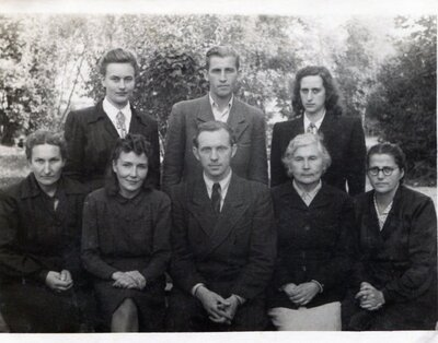 Jaunsvirlaukas skolas skolotāji