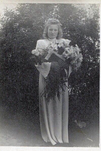 Velta Larionova iesvētību dienā