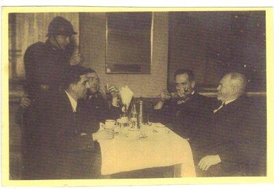 Fricis Činkurs ar draugiem