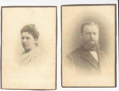 Marija Aleksandra un Fridrihs Činkurs