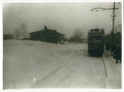 Rīga. 10.tramvajs