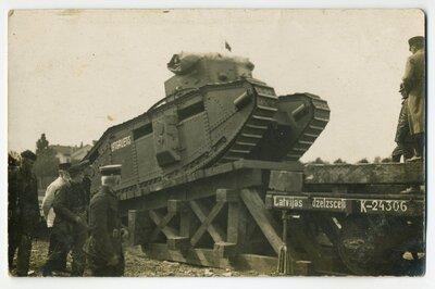 Tanks Latgalietis