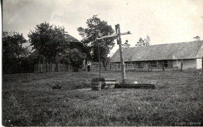 Vecsvirlaukas pagasts. Mājas ''Bitenieki''