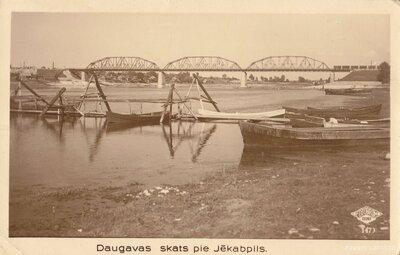 Daugava pie Jēkabpils