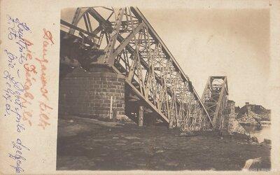 Uzspridzinātais Zeļķu tilts