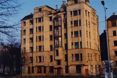 Rīga. Nams 13. janvāra ielā