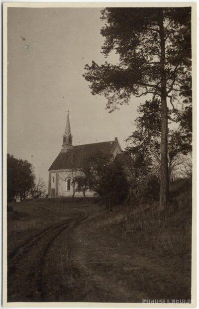 Piņķu Sv. Annas luterāņu baznīca