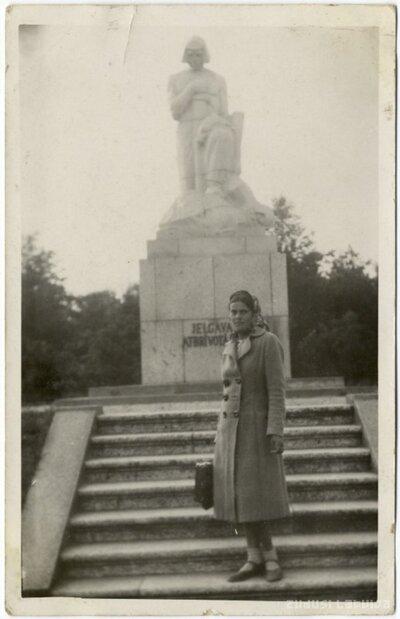 Jelgavas Atbrīvošanas piemineklis