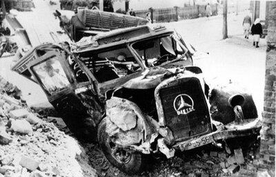 Traģiska autokatastrofa 1947. gada 8. jūlijā Smiltenē