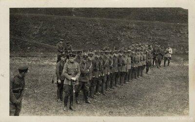 Daugavpils. Karavīri apmācību laikā