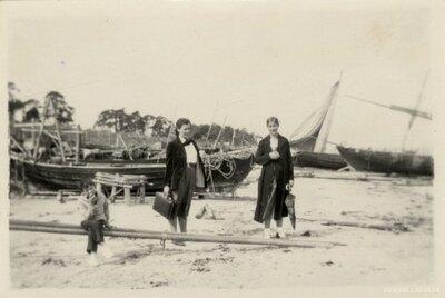Slokas pagasts. Kaugurciema jūrmala